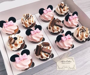 cupcake, disney, and pretty image