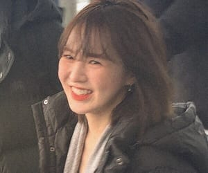 son seungwan, red velvet, and wendy image