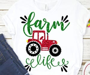 etsy, farm house, and farmhouse image