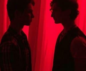 gay, aris, and heart image
