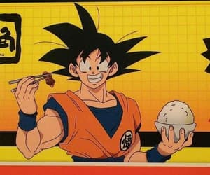 dragon ball, goku, and dbz image