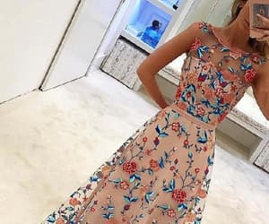 dress and beautiful prom dresses image