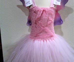 butterfly wings, fairy princess, and halloweencostume image