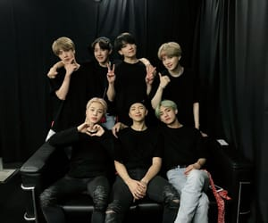 army, j hope, and jin image