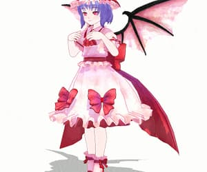 gif, touhou, and webcore image