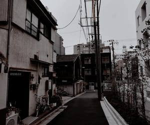 street, grunge, and japan image
