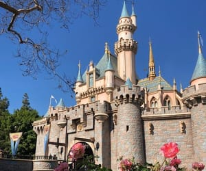 beautiful, castle, and disney image