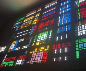 art, glass, and modern image