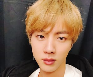 army, love yourself tour, and jin image