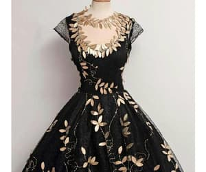 homecoming dresses black image