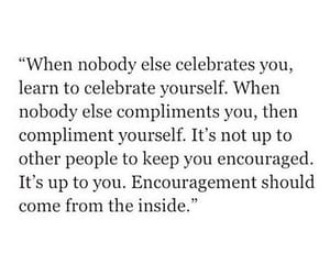 celebrate, compliment, and encouragement image