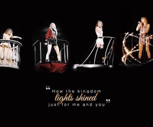 delicate, Taylor Swift, and red tour image