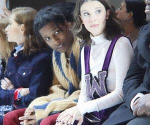 icon and millie bobby brown image