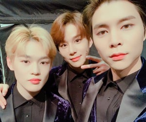 nct, johnny, and jungwoo image