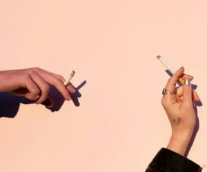 aesthetic, pastel, and cigarettes image