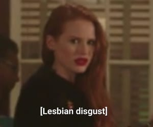 Cheryl, asco, and lesbian dissgust image