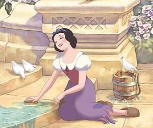 aves, pajaros, and princesa image