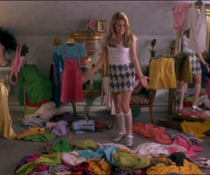 Clueless, clothes, and 90s image