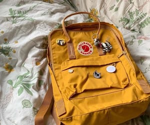 aesthetic, fjallraven, and bag image