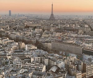 city, france, and photo image