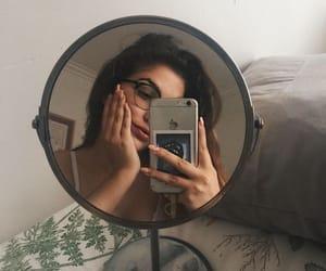 girl, nice, and iphone image