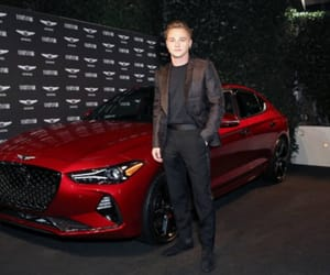 actor, beautiful, and car image