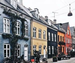 city, copenhagen, and denmark image