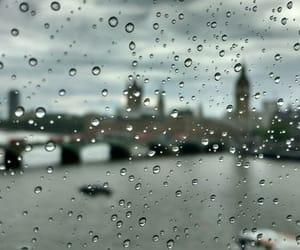 rainy and vintage image