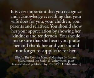 advice, appreciation, and Iman image