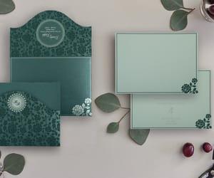 designer wedding cards, designer invitations, and designer wedding invites image