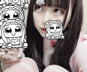 asian, girl, and japanese girl image