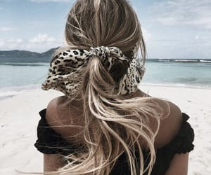 fashion, summer, and hair image