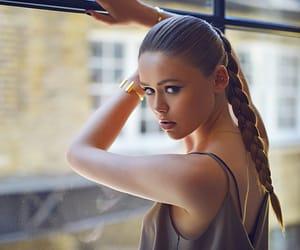 model, ventana, and window image