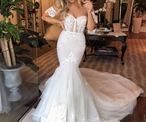 wedding dress, clothes fashion outfits, and jeans short skirt image