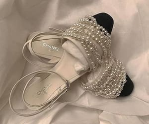 chanel, look, and shoes image