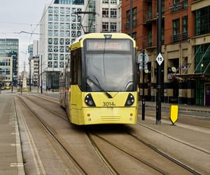 manchester, bombardier, and subway image