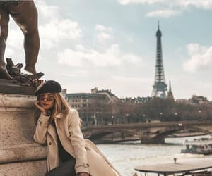 fashion, paris, and france image