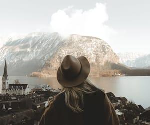 girl, mood, and travel image
