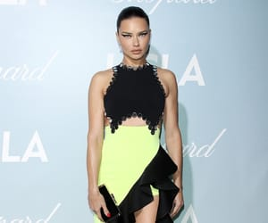 Adriana Lima, fashion, and angel image