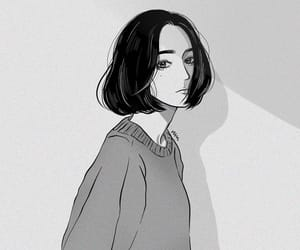 anime, art, and artist image