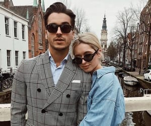 couple, fashion, and goals image