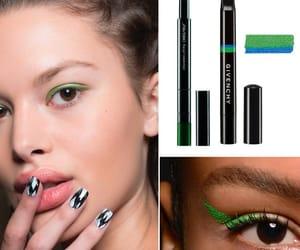belleza, eyeliner, and Givenchy image