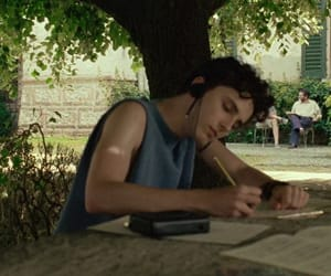 film, handsome, and timothee chalamet image