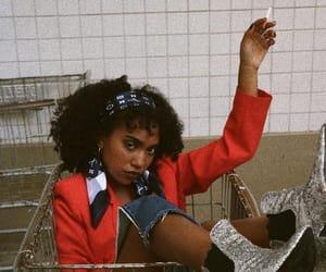 alternative, black girl, and girl image