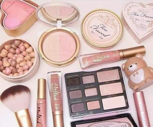 blush, too faced, and Brushes image