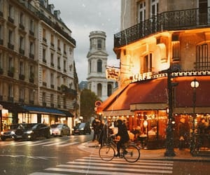 paris, france, and architecture image