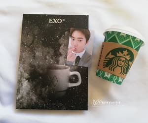 coffee, collection, and exo image