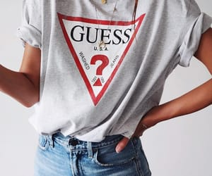 fashion, guess, and jeans image