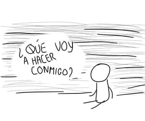 triste and frases image