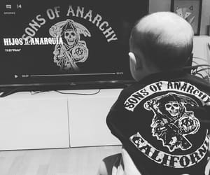 baby, california, and sons of anarchy image